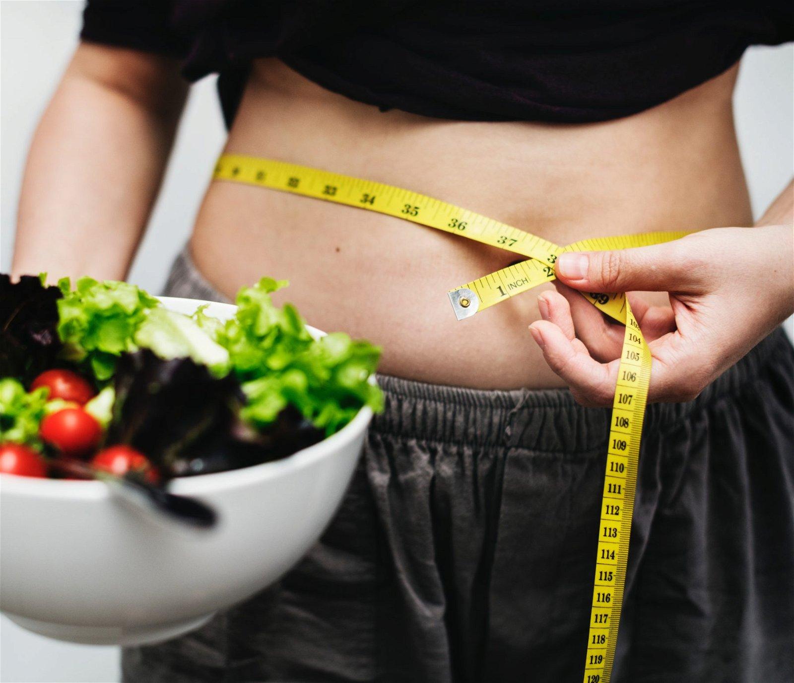 garantizar la pérdida de peso en 1 semana